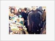 Russian flea markets enjoy great popularity