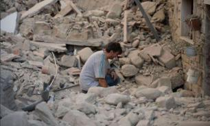 Researchers predict US' split because of earthquake