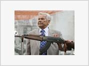 Rosoboronexport To Develop New Models of Kalashnikov Rifles