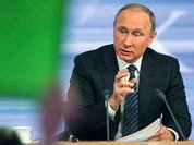 Putin: We will never let the USA control Russia