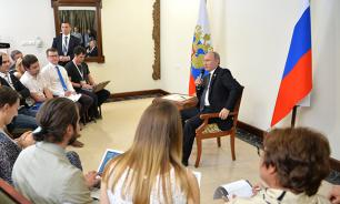 Putin insists Donbas special status should be implemented in Ukrainian constitution