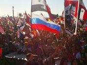 'We all hate Bashar Assad here'