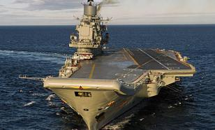 Russian aircraft carrier Admiral Kuznetsov suffers accident during repairs