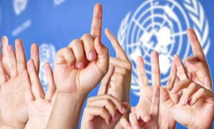 Russia protests against efforts to force Russian language out from UN