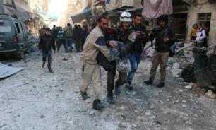 USA stops financing Syria's White Helmets