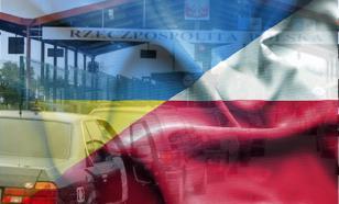 Poland bans Ukrainian nationalism, Ukraine calls it backstab