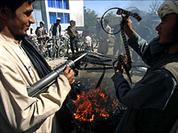 Taliban regroups and threatens USA