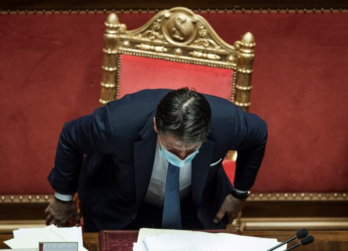 Italy's democracy is set aside as Intelligence and pro-lockdown doctors jump in