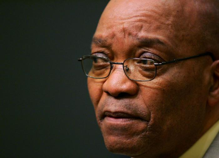 The triumph of corruption in South Africa