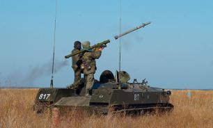 Russian Central Military District put on alert