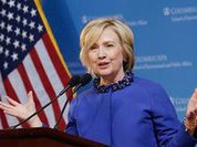 What does Hillary Clinton like about Putin?
