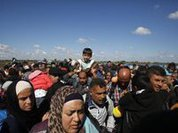Syrian refugees do not want to go to Russia