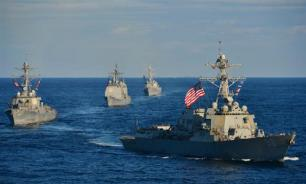 US installs laser guns on its warships