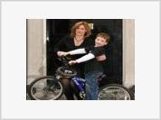 London Boy Raises Money for Haiti