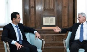 An American senator (legally) in Syria Part2