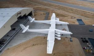 USA's Stratolaunch aircraft appears to be ripoff of USSR's Hercules project