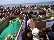 Libya buries 11 religious leaders murdered by NATO