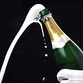 Champagne undergoes the ultimate test