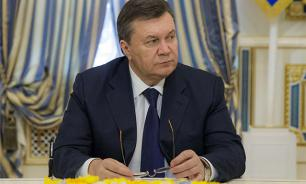 Ukrainian toppled President Yanukovych writes letter to work leaders