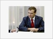Conversation between President Medvedev and Gazprom CEO