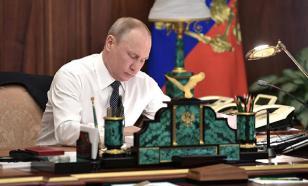 Putin's biggest challenge in Russia is Putin himself
