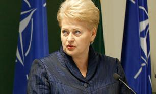 Hitler-style statement from Lithuania