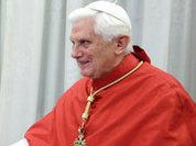 Benedict XVI: Simplicitas, probitas, dignitas