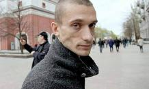 Russian performance artist arrested in France