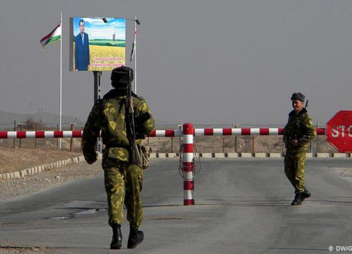 Kyrgyzstan and Tajikistan start war because of fresh water