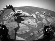 Martian Stone Lures Researchers