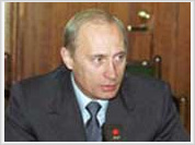 Russian people estimate five years of Putin's presidency