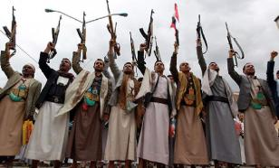 Houthi rebels strike Saudi capital Riyadh