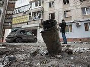Ukrainian people will wake up soon to see bloody chaos around them