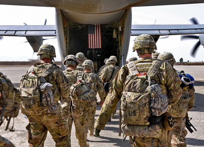 China pinches USA after Washington announces end of Afghanistan mission