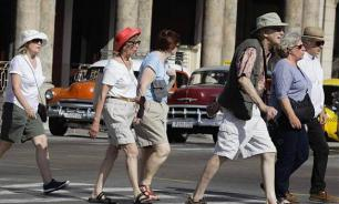 Foreign tourists too scared to visit unknown Russia