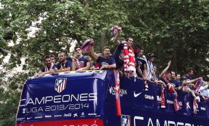 Europa League: Atlético 3 Marseille 0