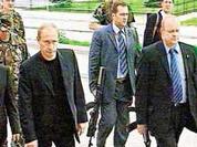 Details of Putin's secret trip to Ingushetia