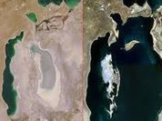 Aral Sea: From Sea of Islands to Desert