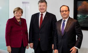 Poroshenko sees no alternative to Minks Accords