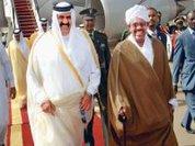 Qatar fighting for freedom: Fireworks show begins