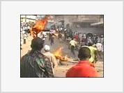 Tribal strife in Kenya