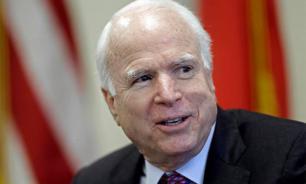 Senator John McCain: Born to betray