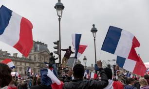 French elections: Macron marches on