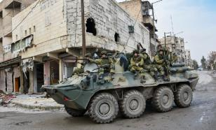 Kremlin wants foreign invaders out of Syria