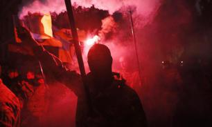 The difference between Polish and Ukrainian nationalism is plain to see