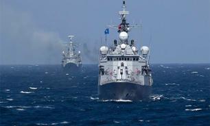 NATO's Sea Breeze 2016 launches in Black Sea