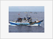 Russian patrol fires on Japanese boat killing fisherman