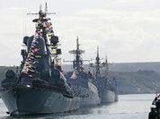 Russian fleet scares US