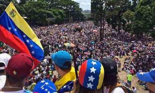 Venezuela may expect another Panama scenario from 1989