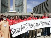 AIDS: Universal Access and Human Rights
